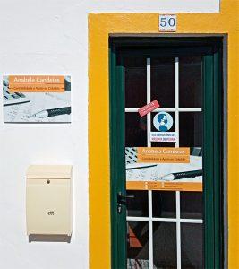Anabela Candeias - Entrada